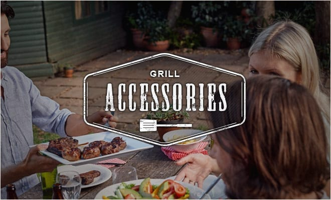 Vision Kamado Grills Accessories