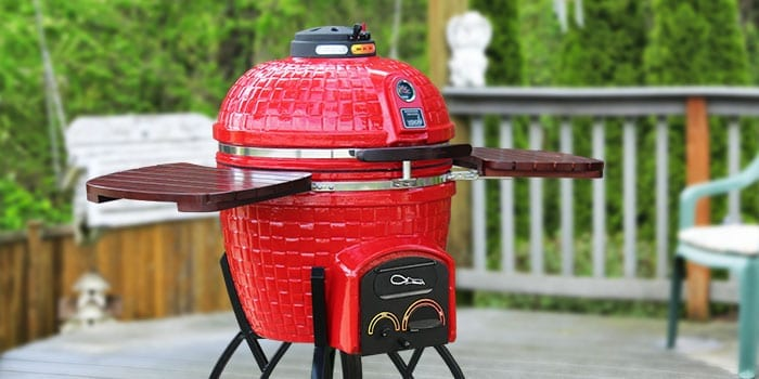 Red Vision Grill