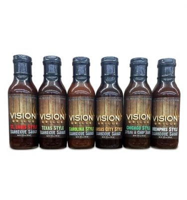 Vision Grills - BBQ Sauces