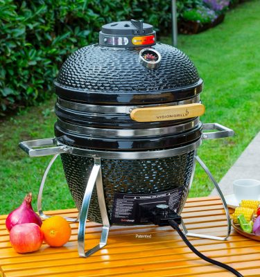 Kamado Cadet with Electric Conversion Kit