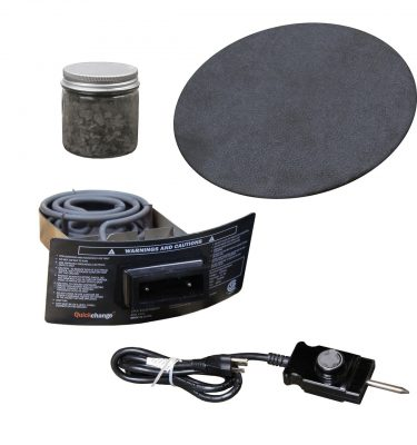 Electric Conversion Kit for Kamado Cadet