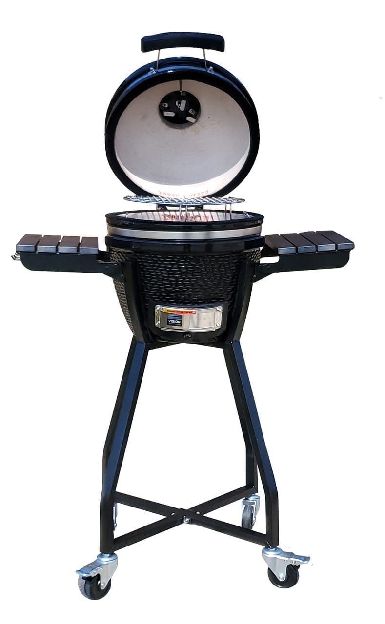 Vision Grills Cadet Plus with QuickCart