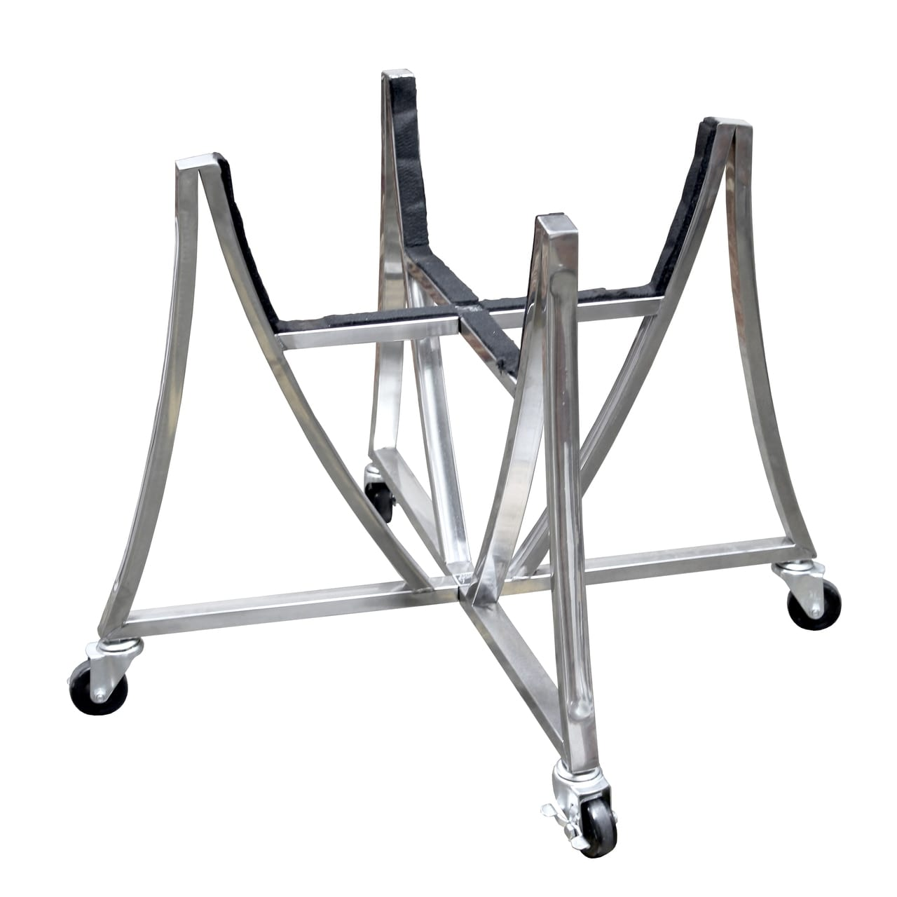 Large Grill Cart Kit - Silver